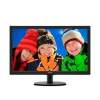 "Монитор 21,5"" Philips 223V5LSB2 (10/62) Glossy-Black TN LED 5ms 16:9 10M:1 200cd"